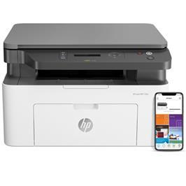 מדפסת משובלת לייזר צבעונית רב תכליתית תוצרת HP דגם HP Laser MFP 137fnw
