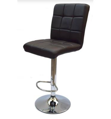 2 כסאות בר דגם בר משבצות מבית ROSSO ITALY דגם CH3
