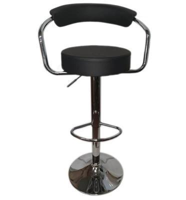 זוג כסאות בר דגם גב נוח מבית ROSSO ITALY דגם CH12