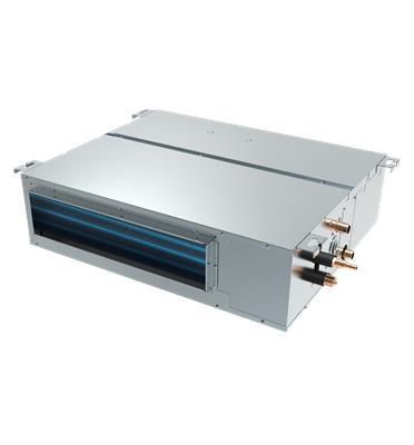 מזגן נסתר לזריקה ישירה אינוורטר 18,000BTU תוצרת TADIRAN דגם SUPER LOW INVERTER 220