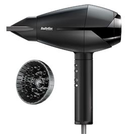 מייבש שיער הספק 2300 וואט מקצועי מהיר המאפשר עיצוב שיער כמו במספרה BaByliss דגם E6720