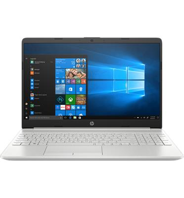 """מחשב נייד """"15.6 8GB מעבד Intel® Core™ I5-10210Uמבית HP דגם HP Notebook 15-dw1000nj"""