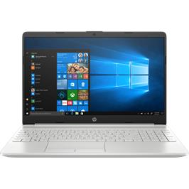 """מחשב נייד """"15.6 8GB מעבד Intel® Core™ I3-10110U מבית HP דגם HP Notebook 15-dw1006nj"""