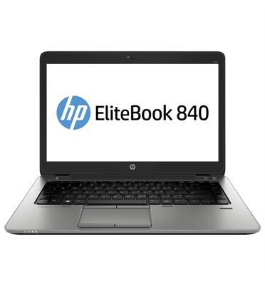 """מחשב נייד """"14 8GB 480GB SSD מעבד Intel® Core™ i5-5300U מבית HP דגם HP EliteBook 840 G2 מחודש"""