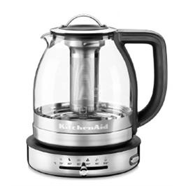 קומקום זכוכית 1.5 ליטר 2000W תוצרת KITCHENAID  דגם 5KEK1322SS