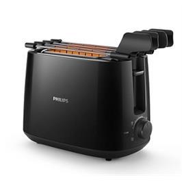 מצנם קומפקטי 600 וואט לקלייה אחידה וקלה תוצרת PHILIPS דגם HD2583/90