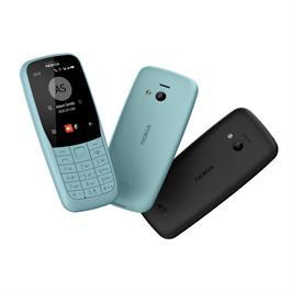 סמארטפון חדש מסך ראשי בגודל 2.4 מבית NOKIA דגם Nokia 220