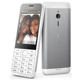"""סמארטפון חדש מסך גדול של """" 2.8  2MP מבית NOKIA דגם Nokia 230"""