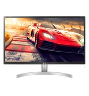 """מסך מחשב 27"""" HDR 10 מקצועי ברזולוציית LED  4K UHD פאנל IPS תוצרת LG דגם 27UL550-W"""