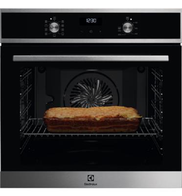 תנור אפיה 9 תוכניות רב תכליתי Borderless Design תוצרת Electrolux דגם EOH6421X