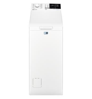 """מכונת כביסה 7 ק""""ג פתח עליון 1200 סל""""ד סדרת PerfectCare 600 תוצרת Electrolux דגם EW6T4722AM"""