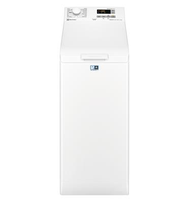 """מכונת כביסה 6 ק""""ג פתח עליון 1000 סל""""ד סדרת PerfectCare 600 תוצרת Electrolux דגם EW6T5601AM"""