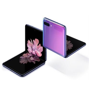 סמארטפון 6.7' 12+12MP תוצרת Samsung דגם Galaxy Z flip סאני יבואן רשמי!
