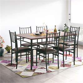 שולחן פינת אוכל בעיצוב קלאסי עדין תוצרת HOMAX דגם סטינג