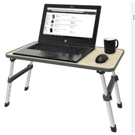 שולחן לפטופ רב תכליתי??לשימוש כשולחן למחשב נייד, ללימודים, לאכילה בחדר השינה או מול הטלוויזיה... דסקי