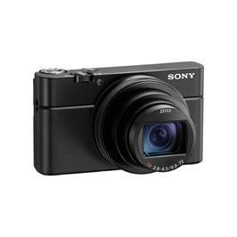מצלמת סטילס 21 מגה פיקסלים עם תקשורת WIFI תוצרת SONY דגם DSC-RX100M6