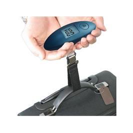 """משקל דיגיטלי נייד לשקילת מזוודות וחפצים שונים ועד 40 ק""""ג"""