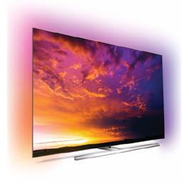 "טלוויזיה ""55 Smart UHD LED TV 4K תוצרת PHILIPS דגם 55PUS7304"