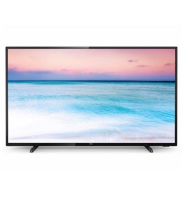 "טלוויזיה ""43 Smart UHD LED TV 4K תוצרת PHILIPS דגם 43PUS6504"