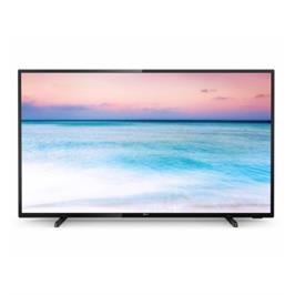"טלוויזיה ""58 Smart UHD LED TV 4K תוצרת PHILIPS דגם 58PUS6504"