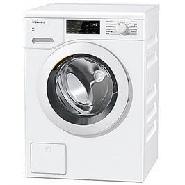 """מכונת כביסה פתח חזית 8 ק""""ג 1400 סל""""ד Series 120 תוצרת Miele דגם WDD035 יבואן רשמי!"""