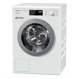 """מכונת כביסה פתח חזית 8 ק""""ג 1400 סל""""ד POWER WASH תוצרת Miele דגם WDD320 יבואן רשמי!"""