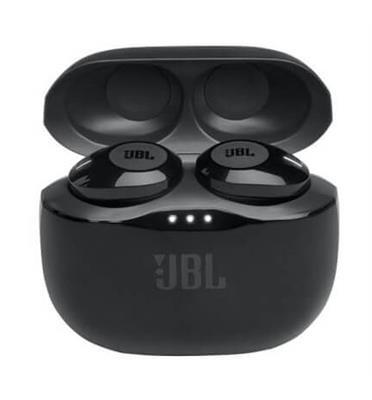 אוזניות אלחוטיות תוצרת JBL דגם TUNE 120 TRUE WIRELESS