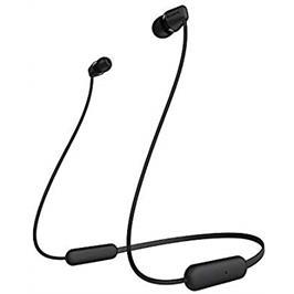 אוזניות דינמיות IN EAR BT אלחוטיות תוצרת SONY דגם WI-C200
