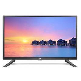 """מסך טלוויזיה """"24 מסוג HD LED מבית TCL בעל מסגרת דקה במיוחד דגם 24D3100"""
