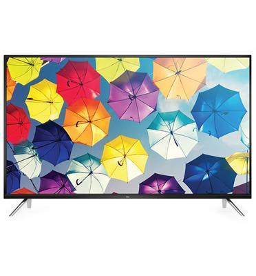 """מסך טלויזיה """"43 Smart HD אנדרואיד  8.0 TV תוצרת TCL  דגם 43S6500"""