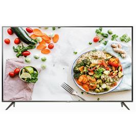 מסך טלויזיה 43 Smart TV UHD 4K אנדרואיד 8.0 תוצרת TCL דגם 43P8