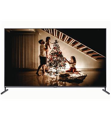 """מסך טלויזיה """"85 Smart TV UHD 4K אנדרואיד 8.0 תוצרת TCL דגם 85P8M"""