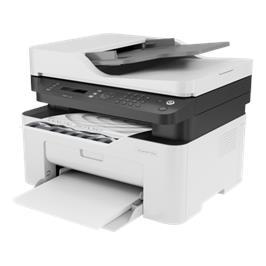 מדפסת ליזר תוצרת HP דגם Laser MFP 137fnw