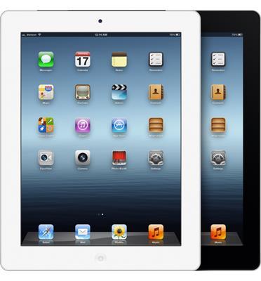 טאבלט אייפד זיכרון 16GB תוצרת APPLE דגם iPad 3 Wi-Fi מחודש