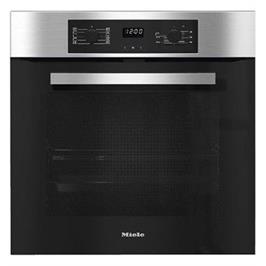 """תנור אפייה בנוי 60 ס""""מ 76 ליטר תוצרת Miele דגם H2267-1B CLST"""