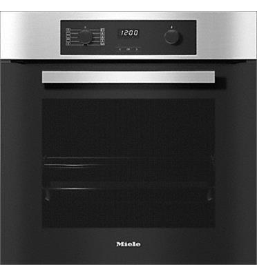 תנור בישול ואפייה פירוליטי נפח 76 ליטר תוצרת Miele דגם H2267-1BP הדגם החדש תוצרת גרמניה!