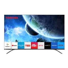 "טלויזיה ""75 Ultra HD 4K SMART TV Androidtv 9.0תוצרת TOSHIBA דגם 75U7950"