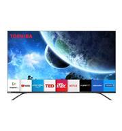 """טלויזיה 75"""" 4K SMART TV Vidaa תוצרת TOSHIBA דגם 75U7950"""