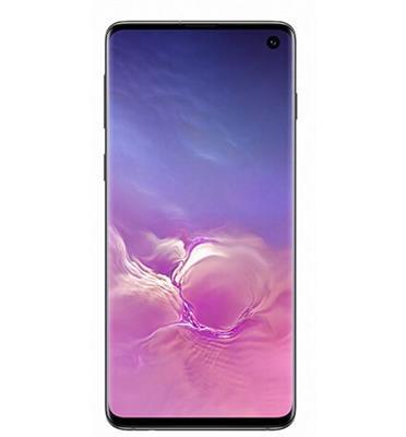 """סמארטפון 6.1"""" 128GB תוצרת Samsung דגם Galaxy S10 אחריות יבואן רשמי סאני"""