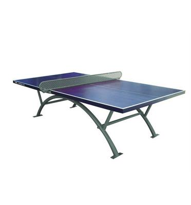שולחן פינג פונג חוץ עם רשת קבועה דגם viking10