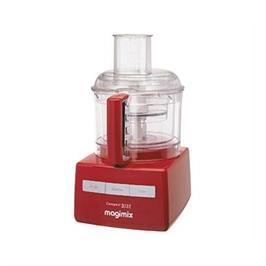 מעבד מזון 2.2 ליטר תוצרת MAGIMIX דגם C-3200JR Premium צבע אדום