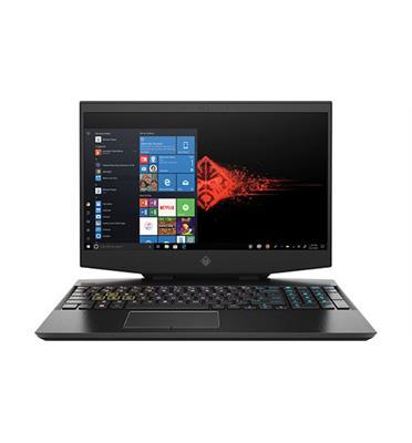 """מחשב נייד 15.6"""" מעבד Intel® Core™ i7-9750 מבית HP דגם OMEN 15-dh0002nj"""