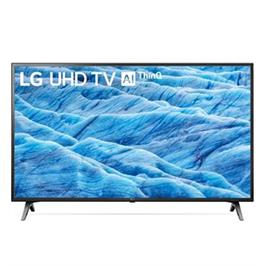 טלוויזיה חכמה 65 אינץ' LED Smart TV עם פאנל IPS 4K Ultra HD ובינה מלאכותית LG דגם 65UM7100