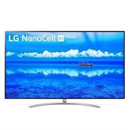 טלוויזיית 65 אינץ' LED חכמה Smart TV ברזולוציית 4K Ultra HD ופאנל IPS בטכנולוגיית Nano Cell לתמונה עוצרת נשימה LG דגם 65SM9500