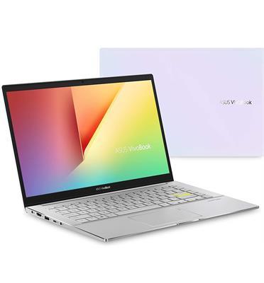"""מחשב נייד 14"""" 8GB זיכרון Intel® Core™ i5-10210U 512B SSD תוצרת ASUS דגם S433FA-EB093T"""
