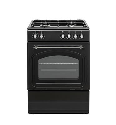 תנור אפיה כפרי משולב 6 תכניות Normande דגם NR-6006