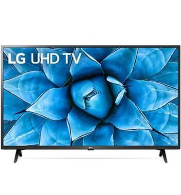 טלוויזיה חכמה 43 אינץ' LED Smart TV עם פאנל IPS, 4K Ultra HD ובינה מלאכותית LG דגם 43UN7340