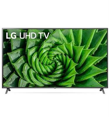 טלוויזיה חכמה 86 אינץ' LED Smart TV עם פאנל IPS 4K Ultra HD ובינה מלאכותית LG דגם 86UN8080