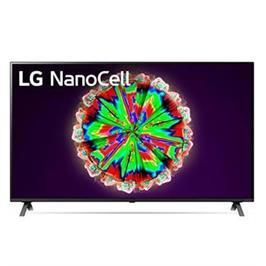 טלוויזיית 65 אינץ' LED חכמה Smart TV ברזולוציית 4K Ultra HD ופאנל IPS בטכנולוגיית NanoCell לתמונה עוצרת נשימה LG דגם 65NANO80
