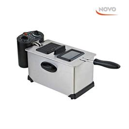 סיר טיגון חשמלי תוצרת NOVO דגם NOV139